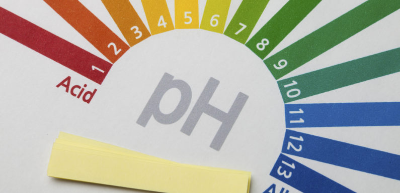 The trouble with pH level